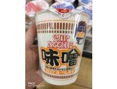 닛신 컵누들 된장맛