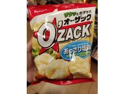 밀가루 튀김맛 나는 감자칩 오작(O'zack)