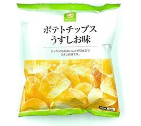 [스마일 라이프] 감자 칩 저염소금맛 60g