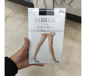 군제 SABRINA tough 블랙 L~LL