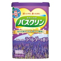바스크린 입욕제 라벤더의 향기